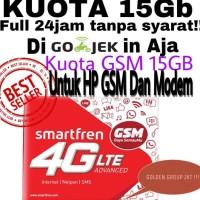 Kartu Smartfren Gsm Kuota 15Gb 24 Jam (35 Hari)