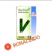 Strip EasyTouch Gula Darah / Strip Easy Touch Glucose