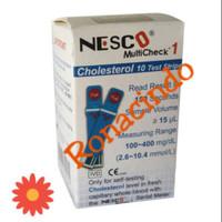 Strip Nesco Kolesterol / Strip Nesco Cholesterol