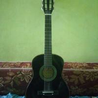 Gitar mahogani