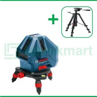 Bosch GLL 5-50 X KIT Laser Line Level With BT 150 Tripod Profesional