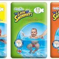 Huggies Little Swimmers Disposable Swimpants Popok Renang Bayi Size L
