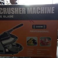Mesin Es Serut - Gilingan ES - Ice Crusher IDM Double Blade