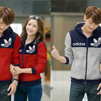 JAKET COUPLE NEW ADIDAS