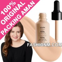 NYX Total Control Drop Foundation - Light Ivory TCDF04