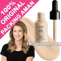 NYX Total Control Drop Foundation - Alabaster TCDF02