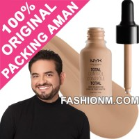 NYX Total Control Drop Foundation - Soft Beige TCDF07.5