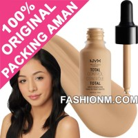 NYX Total Control Drop Foundation - Medium Olive TCDF09