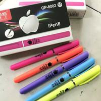 Pulpen gel ipen8/pulpen tinta gel iPen8 ( kualitas bagus )