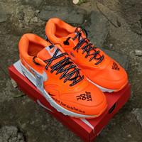 Sepatu NIke Air Max 1 JUST DO IT Orange New Arrival Premium Authentic