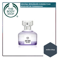 The Body Shop Body Mist -White musk - 50ml ORIGINAL REJECT