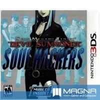 3DS Game - Shin Megami Tensei: Devil Summoner - Soul Hackers
