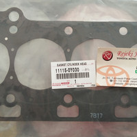 Packing Cylinder Head Avanza Rush Dual VVTI Vios Yaris 2013 Sienta Ori