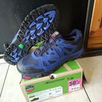 Sepatu karrimor wtx waterproof sepatu gunung