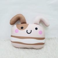 Boneka Plushie Macarons Series - Dogie Large
