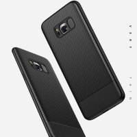 Carbon samsung galaxy S8+ softcase cover ultrathin soft case S8 PLUS