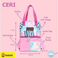 Cooler Bag Gabag Ceri ( Free 2 Ice Gel )