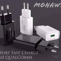 Vizz Mohawk Charger-Qualcomm 3.0/ charger quickcharge murah