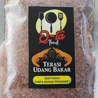 Terasi Udang Bakar Lombok ala Q-ta food