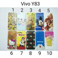 Case Softcase Karakter For Vivo Y83 / Softcase Vivo Y 83 2018