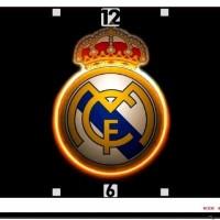 jam dinding-meja REAL MADRID