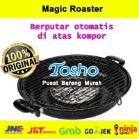 Maspion Magic Roaster Alat Panggang Grill Bakar BBQ Putar Otomatis