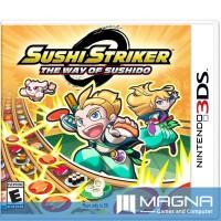 3DS Game - Sushi Striker: The Way of Sushido
