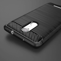 OPPO A37 / NEO 9 Rugged Spigen Like Soft Case Softcase Armor Sarung