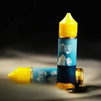 Hex Iceberg Mangosalsa Mango Salsa vape e liquid premium murah grosir