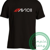 T2230 Kaos Tshirt Baju Combed 30S Distro DJ EDM Avicii Grade Ori