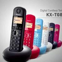 PANASONIC WIRELESS PHONE KX-TGB210CX / TELEPON RUMAH /TELP TANPA KABEL