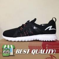 VinzoSport Sepatu Running/Lari Specs Prelude Black White 200540 Origi