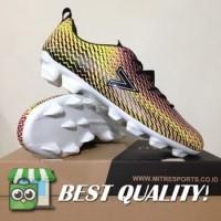 VinzoSport Sepatu Bola Mitre Motion FG Green Alloy Black T01010017 Or