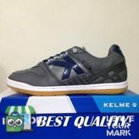 VinzoSport Sepatu Futsal Kelme Intense Dark Grey 55781-702 Original B