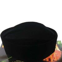 Peci susun polos hitam (peci sedan polos hitam) - Hitam, 6