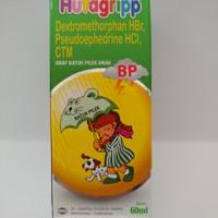 Hufagrip BP 60ml - obat batuk pilek anak