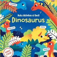 Buku Aktivitas si Kecil Dinosaurus. Buku anak BIP Gramedia