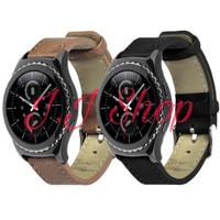 Samsung Galaxy Gear S2 Classic Strap Leather Kulit Vintage Watch Band