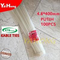 CABLE TIES KABEL TIES TIS 40 CM MURAH 4.8*400mm nylon puith
