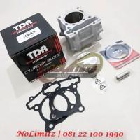 Bore Up Ceramic Cylinder Forged Piston Kit TDR Yamaha NMAX Aerox 155