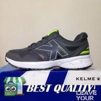 DribbleShop Sepatu Running/Lari Kelme Seattle Dark Grey 1314592 Origi
