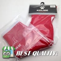 DribbleShop Kaos kaki Futsal/Bola Kelme Outdoor Squad Sock Red 320713