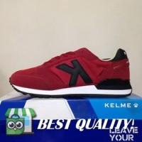 DribbleShop Sepatu Running/Lari Kelme Charles Burgundy 46818-63 Origi