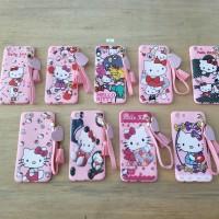 Soft Case Hello Kitty + Gantungan - Oppo A83