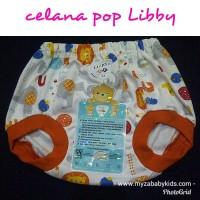Libby Celana Bayi Pop Besar Size S,M,L Laki Perempuan Baby Boy Girl