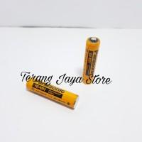 Baterai Cas Original Panasonic AAA 550mAh Battery NI-MH HHR-55AAAB