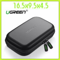 UGREEN HARD CASE EVA FOR HDD SSD POWERBANK EARPHONE HARD DRIVE SMALL