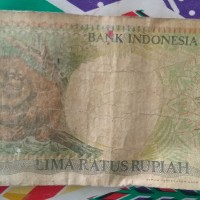 Koleksi Uang 1992