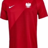 Jersey Polandia Away Piala Dunia 2018 Grade Ori