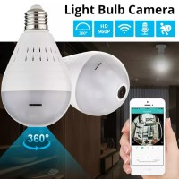 IP CCTV BOHLAM V380 360view 1080P HD NIGHT VISION MEMORY SUPORT - CCTV